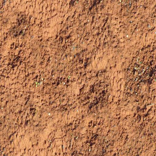 2048 x 2048 seamless pot sand ground tileable red pattern Red sand ground free texture